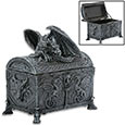 Large Celtic Dragon Celtic Treasure Box