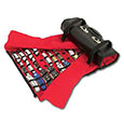 Big Collection 50 pc Protective Knife Roll