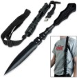M48 Stinger Black With Harness Sheath