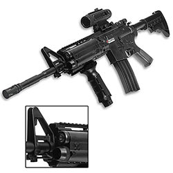 M4A1 Electric Airsoft Assault Rifle w/ Rail