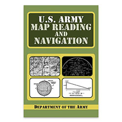 Ref. Book - Map Reading & Navigation - U.S. Army Handbook