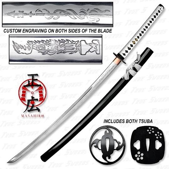 Handmade Katana Sword,Handmade Musashi Samurai Sword,Munetoshi