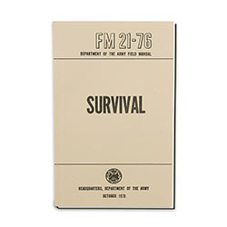 Military Manual - Army Field Survival