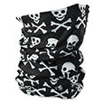 Motley Tube - Multi-Purpose Facemask - Skulls & Crossbones