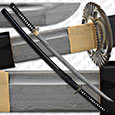 Musha - Sharp Damascus Steel Katana Sword 4096 Layers