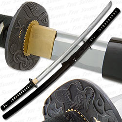Musha - Razor Sharp Dragon Strike Katana