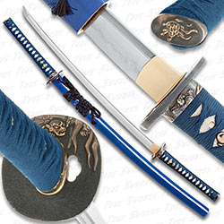 Musashi - Folded Elite - Midnight Kame Katana