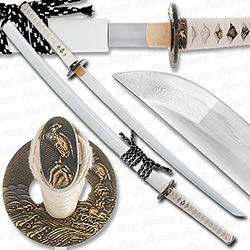 Musashi - Folded Elite - White Falcon Katana
