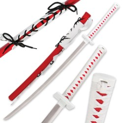 Omoi Naruto Red Long Sword