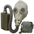 Gasmask - Polish Made Gas Mask w/ XL Filter