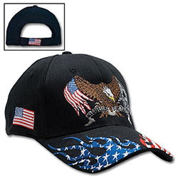 Baseball Cap - Some Gave All Hat POW MIA