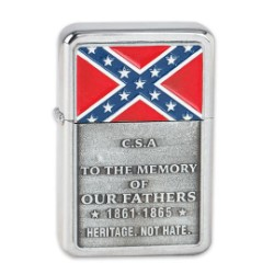 CSA Flag Windproof Lighter