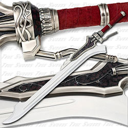 Red Queen Sword of Nero - Devil May Cry Replica