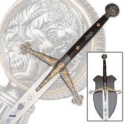 "56"" Royal Scottish Heritage Sword – Inspired By History"