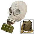 Gasmask - Russian Made Gas Mask - Adult Size