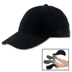 Sap Cap - Extreme Black - Self Defense Hat
