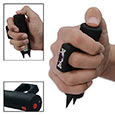 Self-Defense Stun Gun w/ Zapper & Spikes