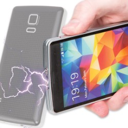Smartphone Stun Gun with LED