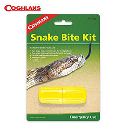 Snake Bite Survival Kit by Coghland's