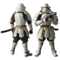 Star Wars Tamashi Ashigaru Stormtrooper – Movie Realization