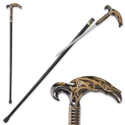 The Atlantis Steampunk Sword Cane
