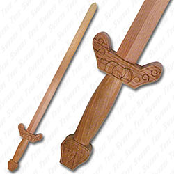 Tai Chi Wooden Training Sword