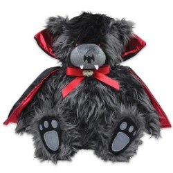 Ted The Impaler Vampire Teddy Bear