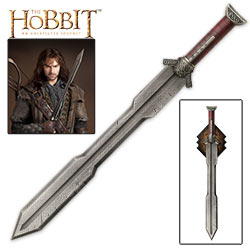 The Hobbit – Sword of Kili The Dwarf, Officially Licensed