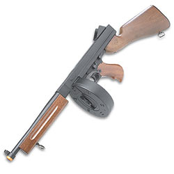 Thompson Machine Gun M1A1 Airsoft Replica