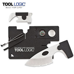 Thin Pocket / Wallet Sized Multi-Tool - Credit Card Companion