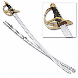 Military 1860 Light Cavalry Saber
