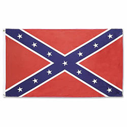 Rebel CSA Confederate Battle Flag