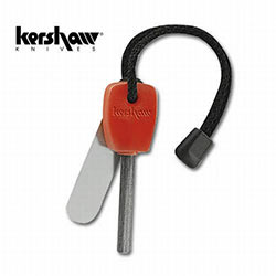 Kershaw Fire Starter, Camping & Survival Tool
