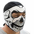 Facemask - Full Skull Neoprene Mask