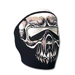Facemask - Scorned Skull Neoprene Mask