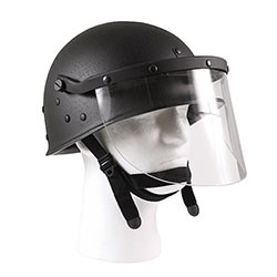 Tactical Riot Helmet - Full Face Shield