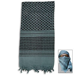 Special Forces Shemagh Tactical Scarf - Blue