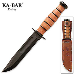 KA-BAR US Navy Fighting Knife