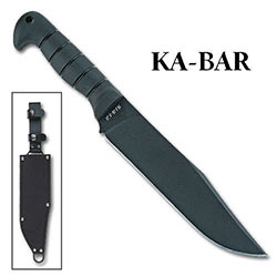 KABAR Bowie Heavy w/ Sheath