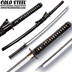 Cold Steel Battle Ready Emperor Katana 88K