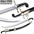 Cold Steel Battle Ready Middle East Shamshir 88STS