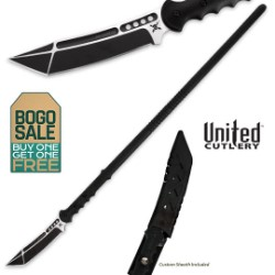 Advanced Combat Tactical Riot Spear BOGO