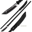 Advanced Combat Tactical Riot Spear w/ Blade Sheath