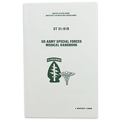 Military Manual - US Army Special Forces Medical Handbook