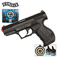 Walther P99 Airsoft Guns Set w/ Ammo & Target