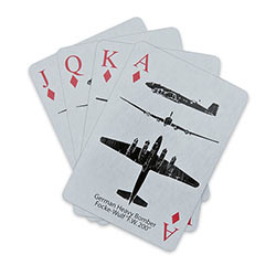 WWII Spotter Playing Cards Deck