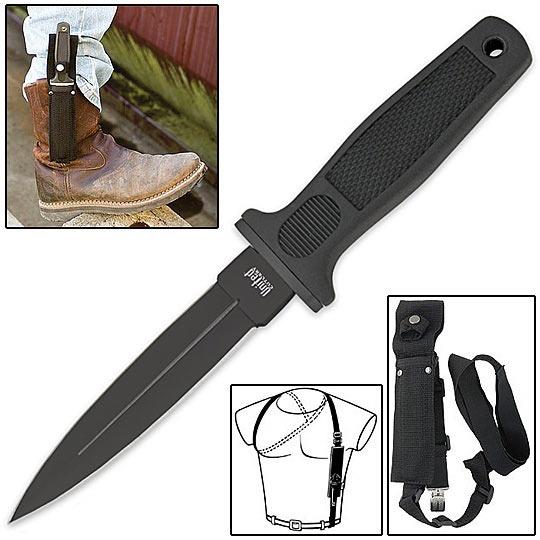 Double Edge Black Blade