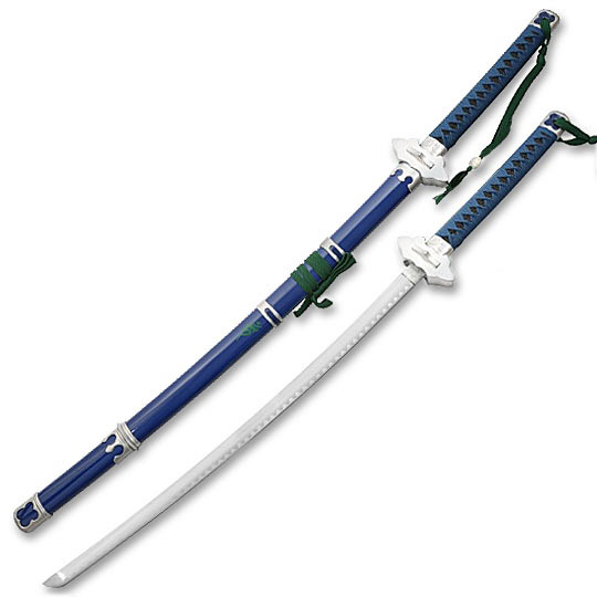 Exorcist Anime Katana Sword Replica | True Swords