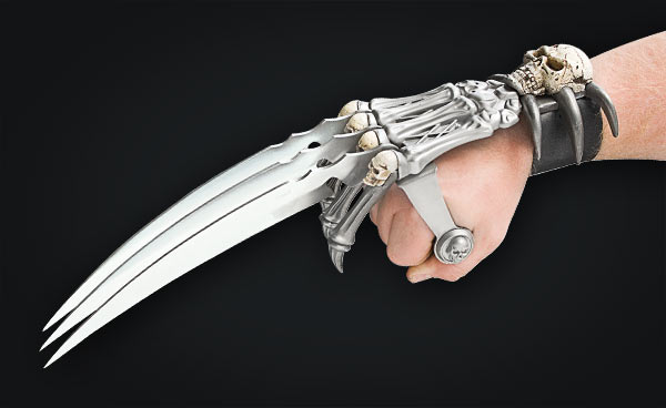grim reaper wolverine hand claws