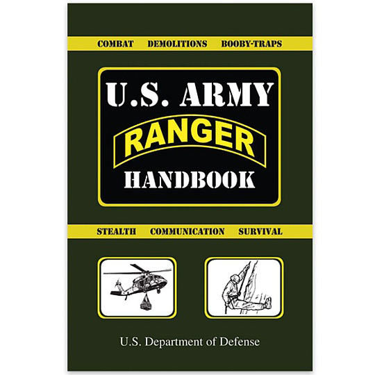 Ref. Book - Handbook of the U.S. Army Rangers